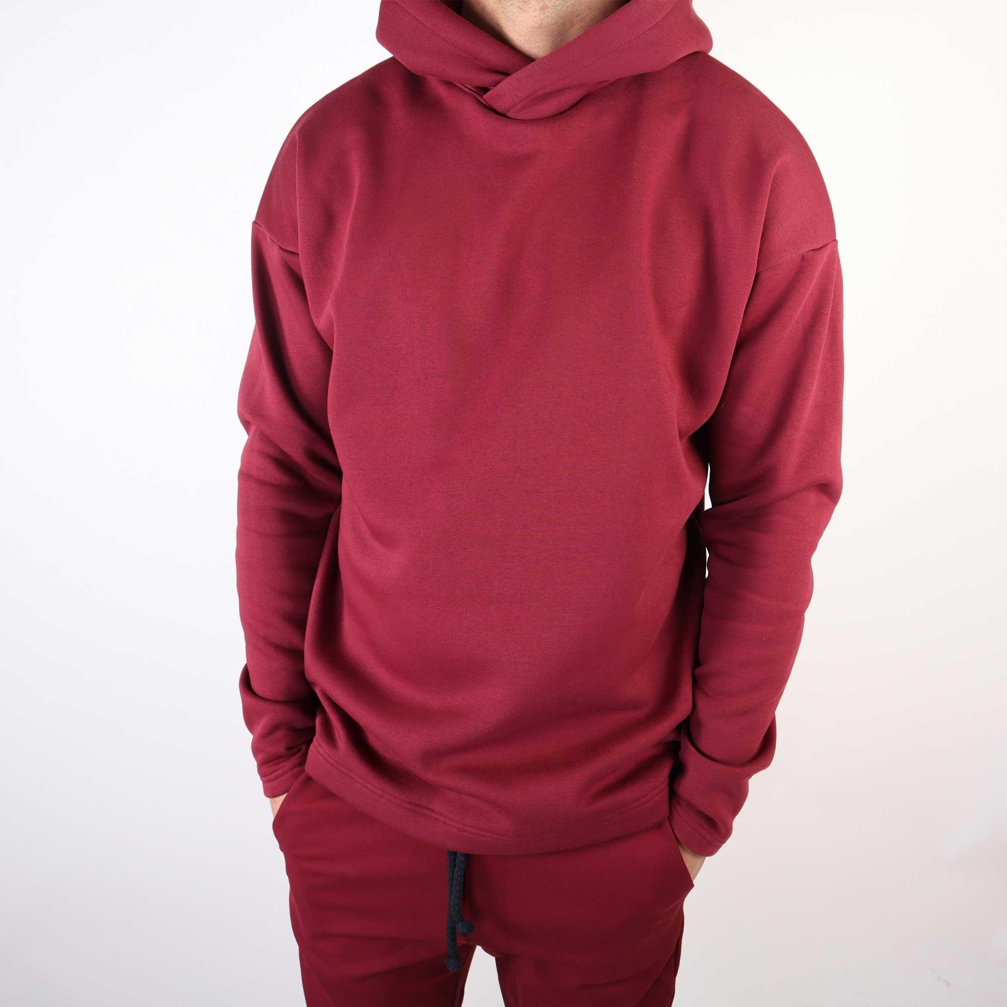hoodie-rood-1