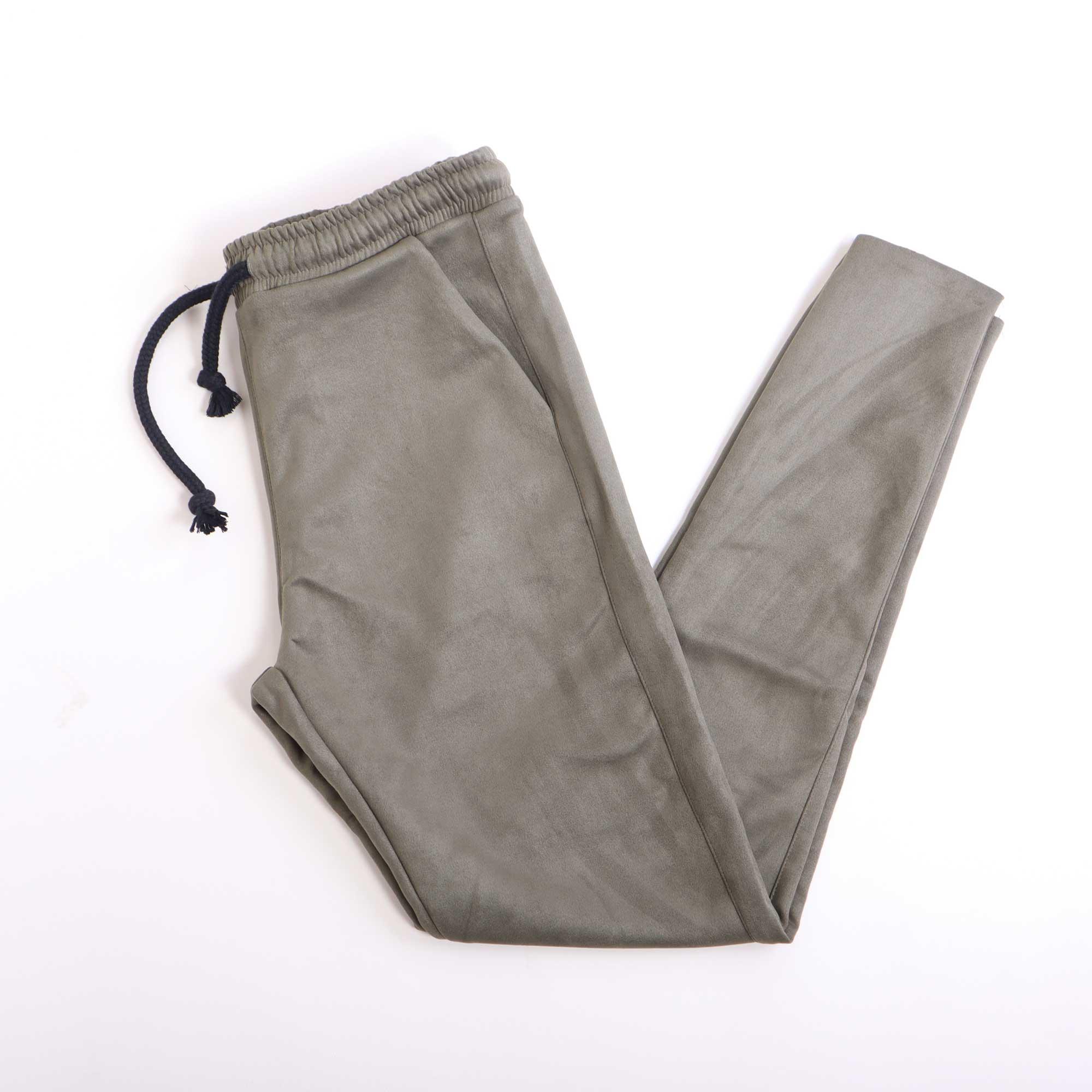 suede-pants-green