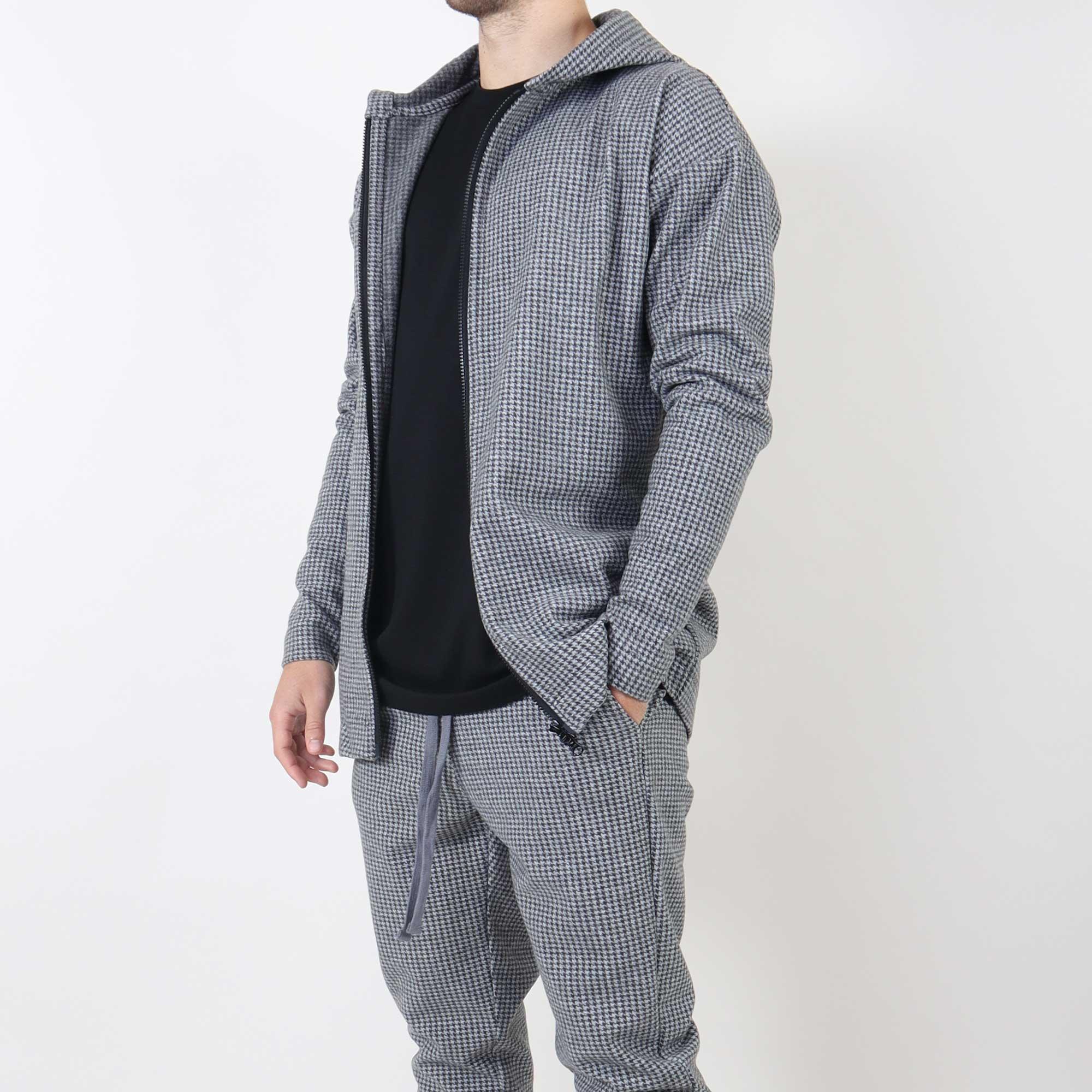 ziphoody-harringbone-grey-7